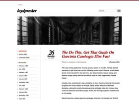 loydpresler.wordpress.com