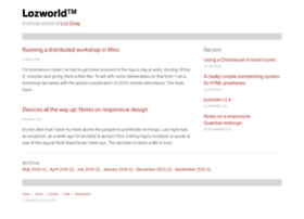 lozworld.com
