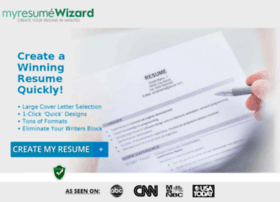 lp.myresumewizard.com