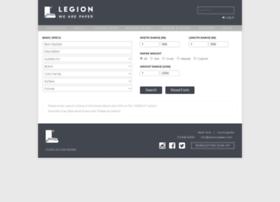 lpclive.legionpaper.com