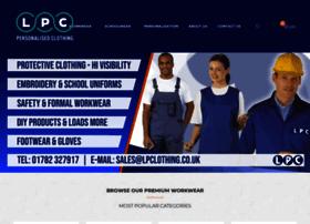 lpclothing.co.uk