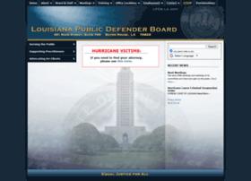 lpdb.la.gov