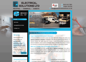 lpelectricalsolutions.co.uk