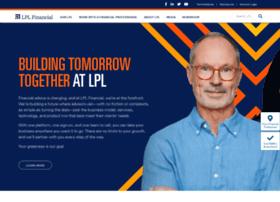 lplfinancial.lpl.com