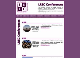 lrec-conf.org