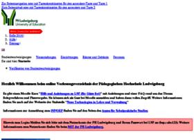 lsf.ph-ludwigsburg.de