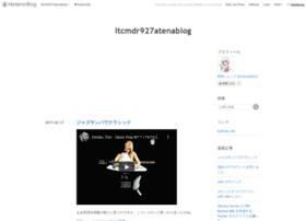 ltcmdr927.hatenablog.jp