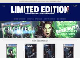 ltd-edition-comix.com