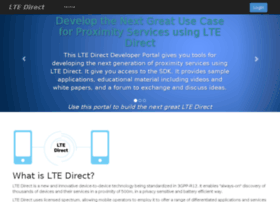 ltedirect.qualcomm.com