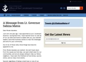 ltgov.ri.gov