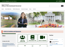 ltgov.vermont.gov