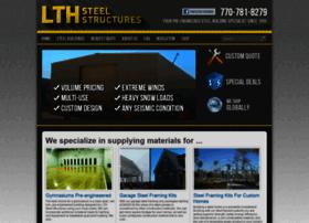 lthsteelstructures.com