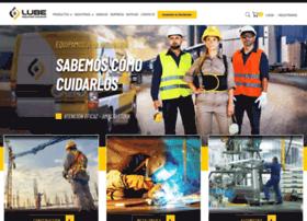 lubeseguridad.com.ar