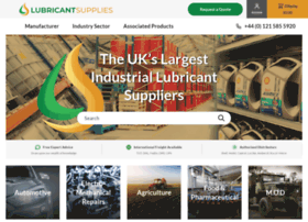 lubricantsupplies.co.uk