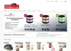 lucas-tierwelt.de