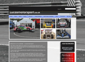 lucasmotorsport.co.uk