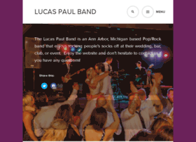 lucaspaulband.com