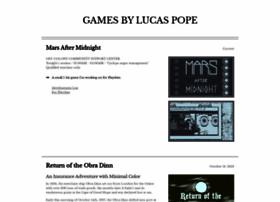lucaspope.com