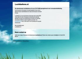 luchtballons.nl