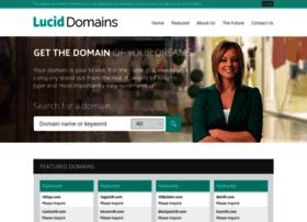 luciddomains.com