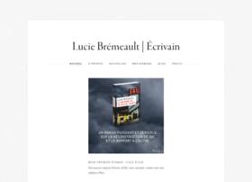luciebremeault.com