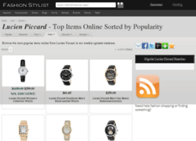 lucien-piccard.fashionstylist.com