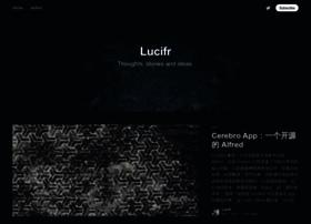lucifr.com