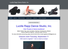 lucillerappdancestudio.com