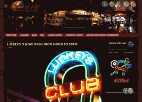 luckeysclub.com