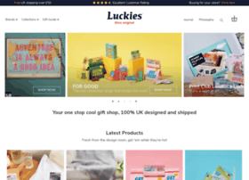 luckies.co.uk