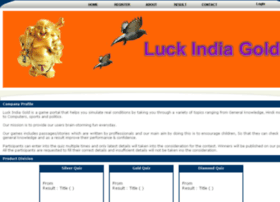 luckindiagold.in