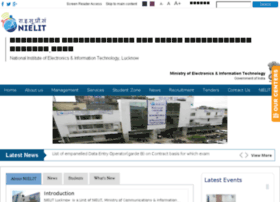 lucknow.nielit.gov.in