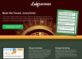 lucky-savings.com