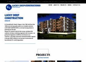 luckydeepconstruction.com