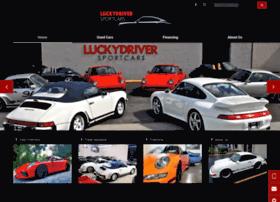 luckydriversportcars.com