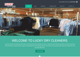 luckydrycleaners.in