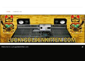luckygoldenkitten.com