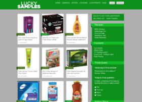 luckysamples.com