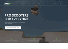 luckyscooters.com
