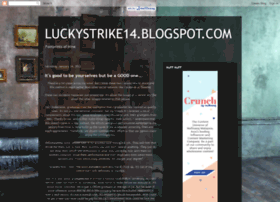 luckystrike14.blogspot.com