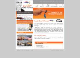 luckytourntravels.com