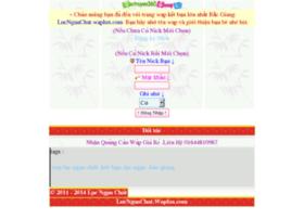 lucnganchat.waplux.com