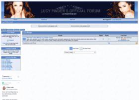 lucypinderforums.info