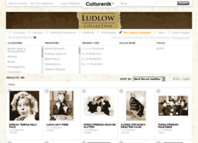 ludlowcollection.culturenik.com