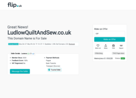 ludlowquiltandsew.co.uk