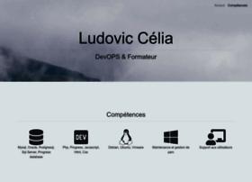 ludovic-celia.info