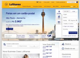 lufthansa-brazil.com