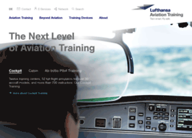 lufthansa-flight-training.com