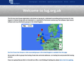 lug.org.uk