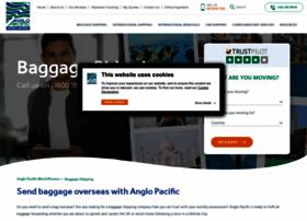 luggage-shippers.co.uk
